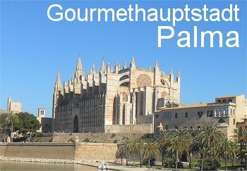 Palma: Gourmettreffpunkt